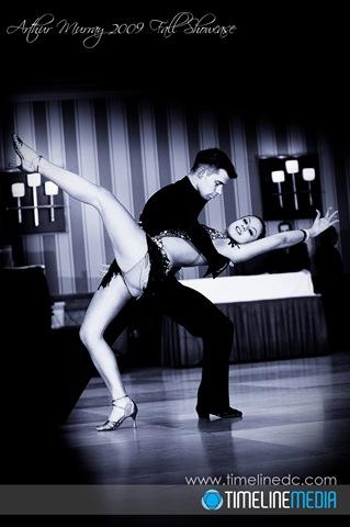 Alexandria, VA ballroom dance professional show