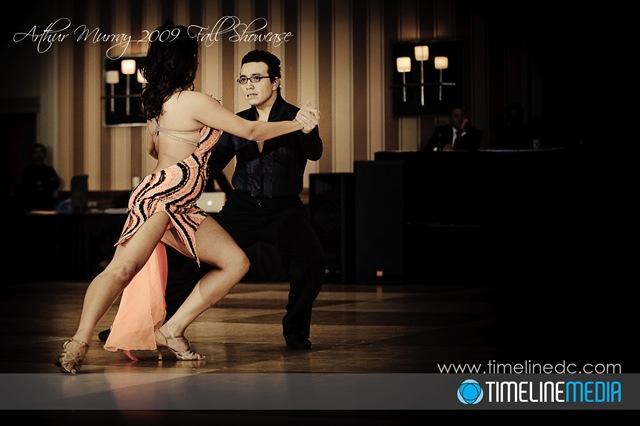 Columbia, MD ballroom dance professional show