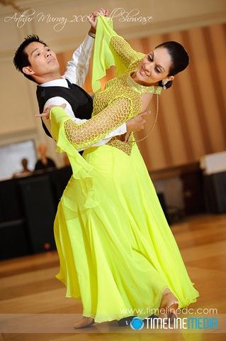 Gaithersburg, MD ballroom dance professional show