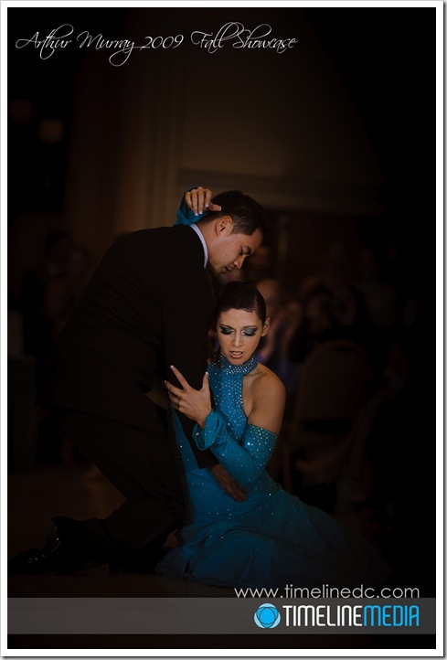 Silver Spring, MD ballroom dance professional show