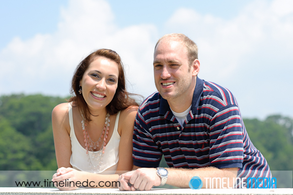 Engagement Photos with Leah and CJ in Newport News, Virginia