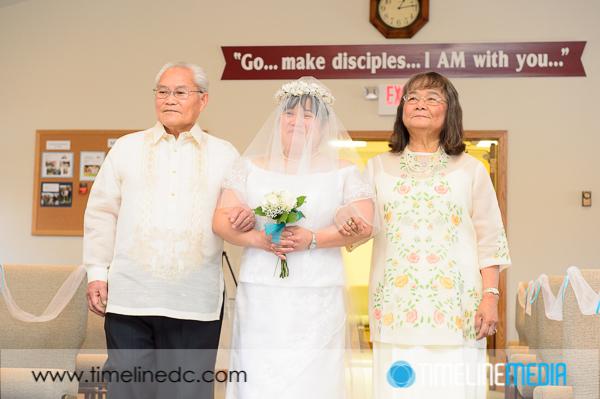 Wedding photo - Rassi Borneo - www.timelinedc.com