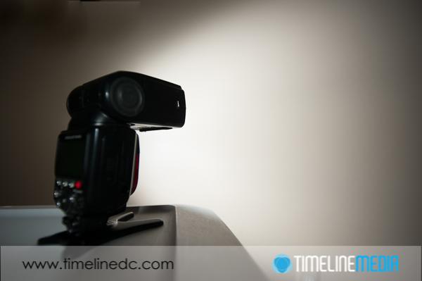 ©TimeLine Media - Nikon Speedlight set at 24mm