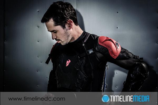 ©TimeLine Media - Racer suiting up