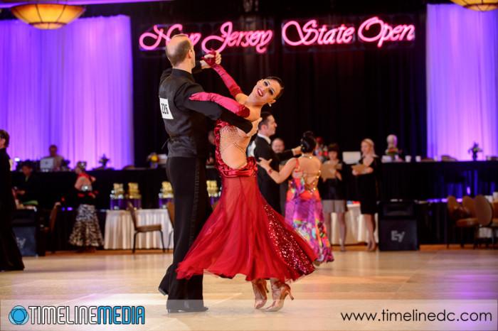 Smooth ballroom dancing