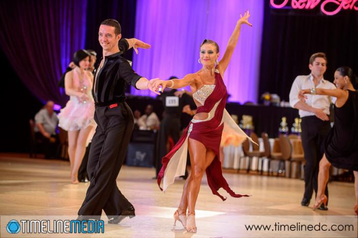 Rhythm Competition Dancing