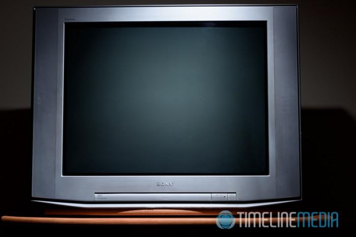 Sony CRT XBR TV