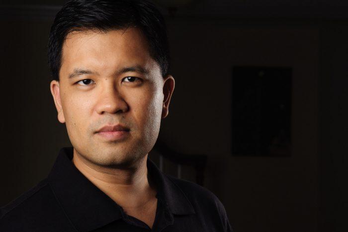 Rassi G. Borneo portrait