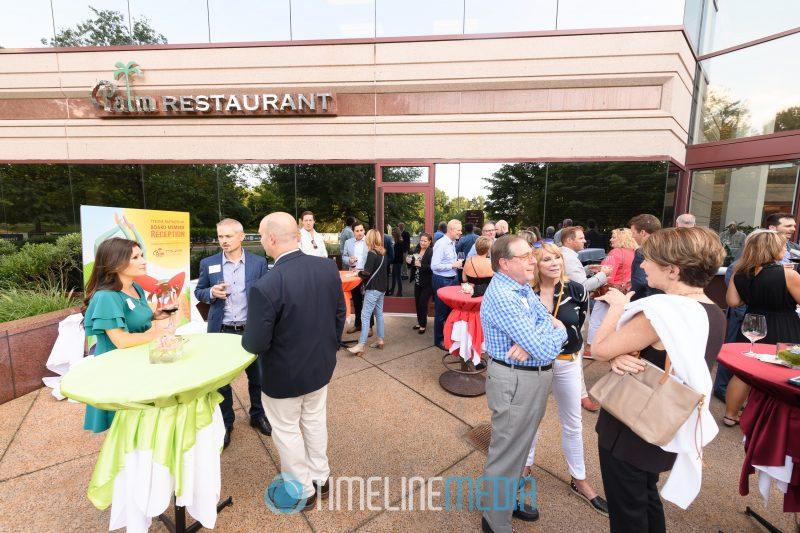 Tysons Partnership Volta Reception at the Palm in Tysons ©TimeLine Media