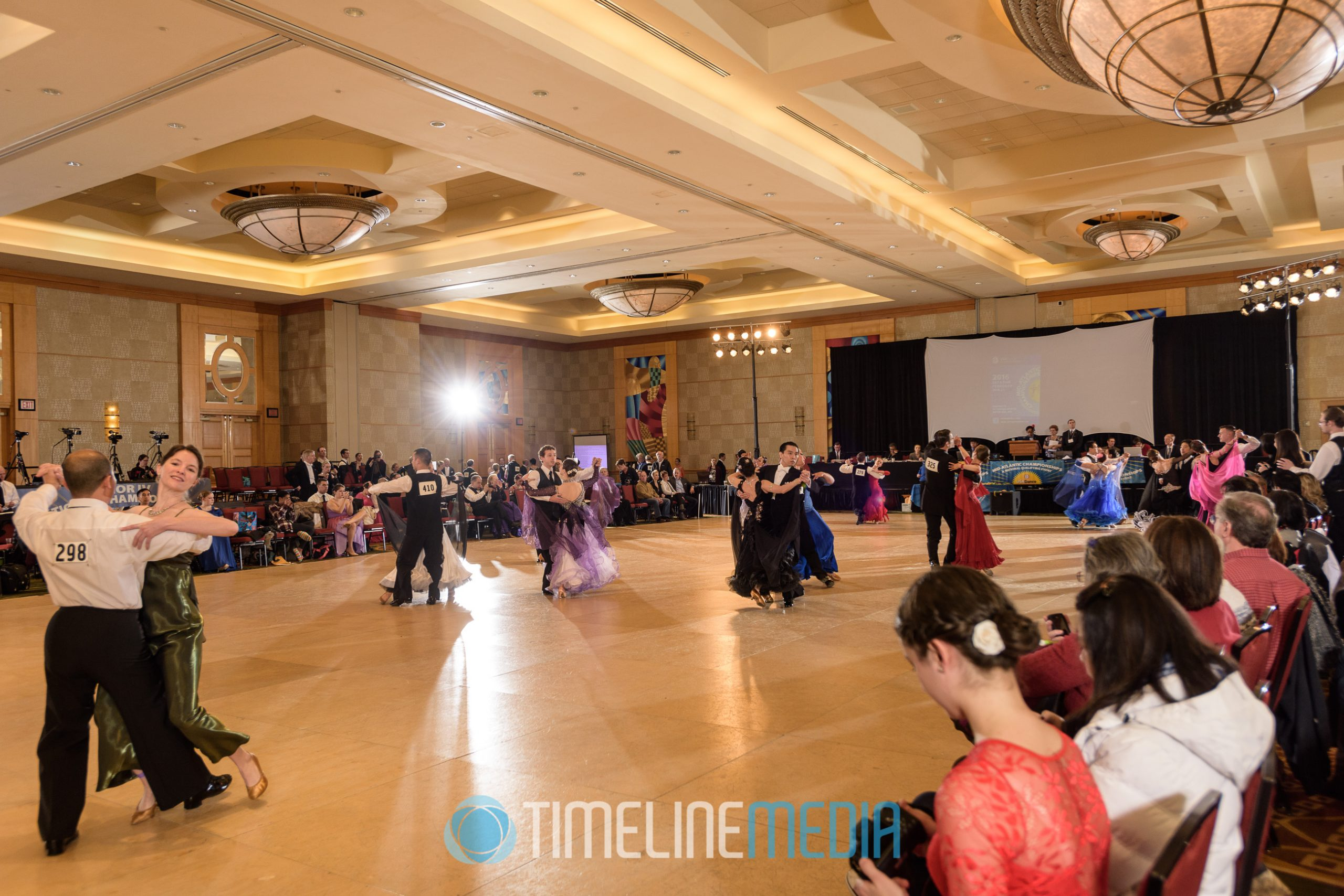 2016 USA Dance Expiring Ballroom at the Marriott Bethesda Hotel and Conference Center  ©TimeLine Media