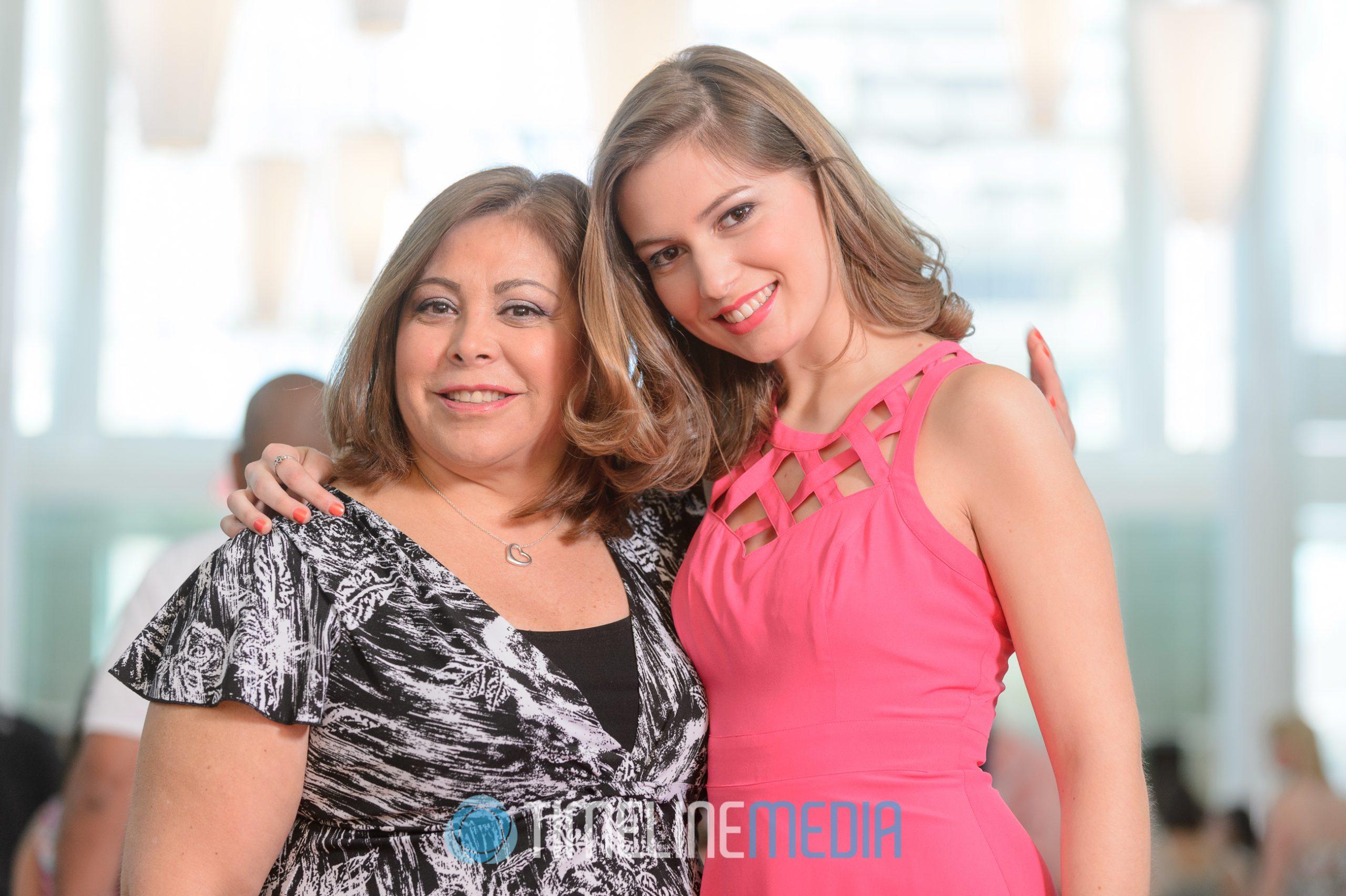 Family photos after fashion show ©TimeLine Media Cherry Blossom Fashion