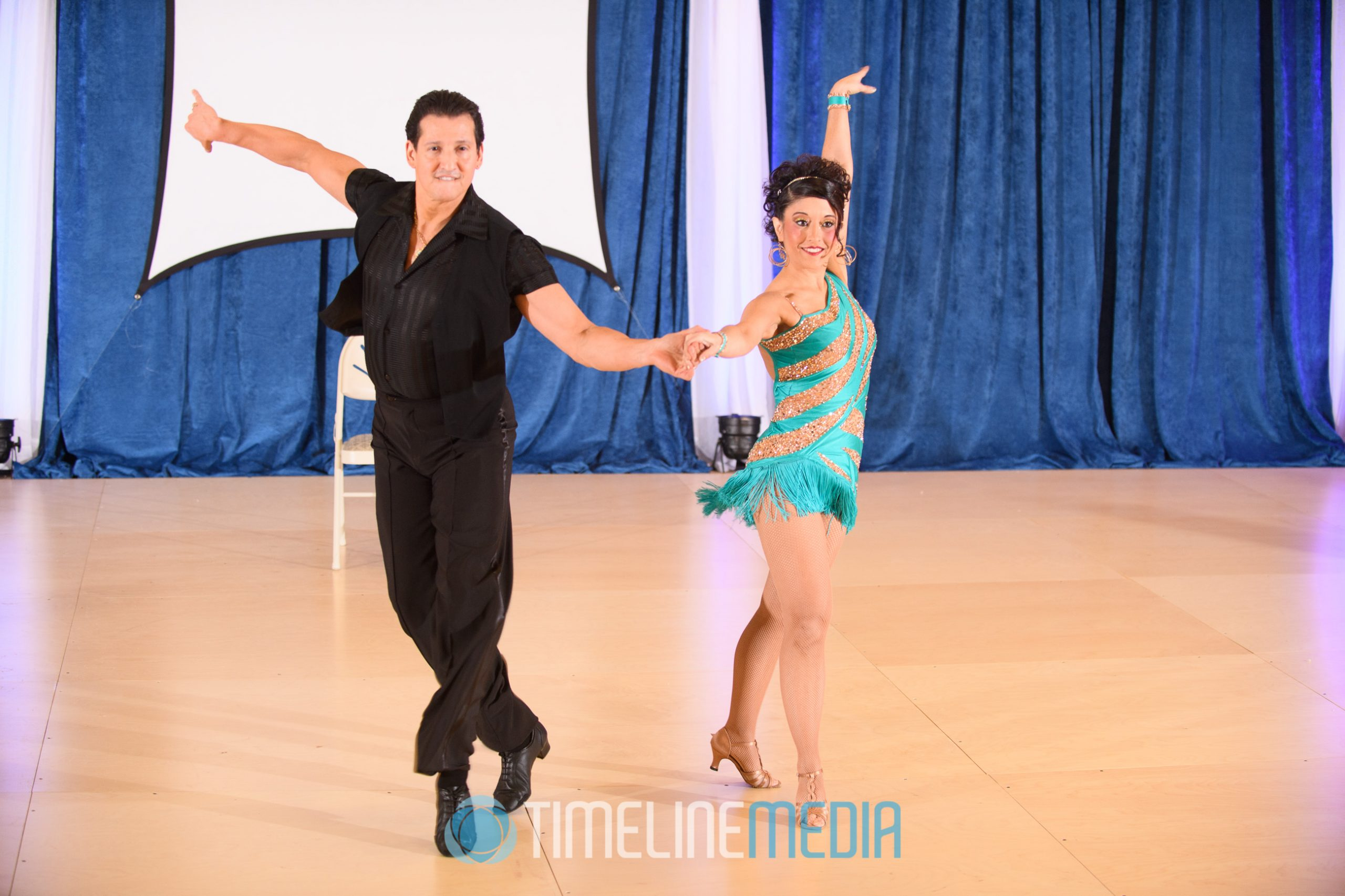 Student Showcases from That's Dancing studio ©TimeLine Media