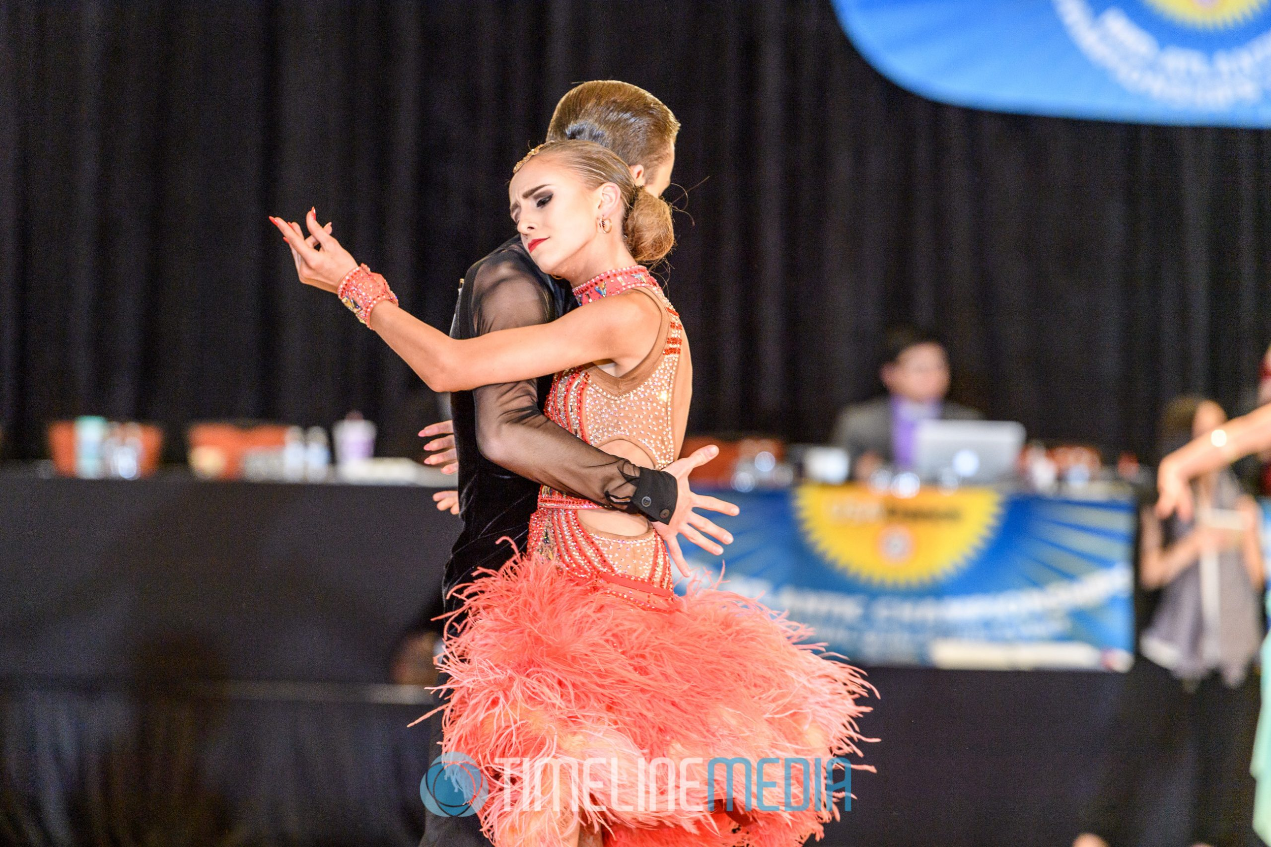 2017 USA Dance Mid-Atlantic Championships competition ©TimeLine Media
