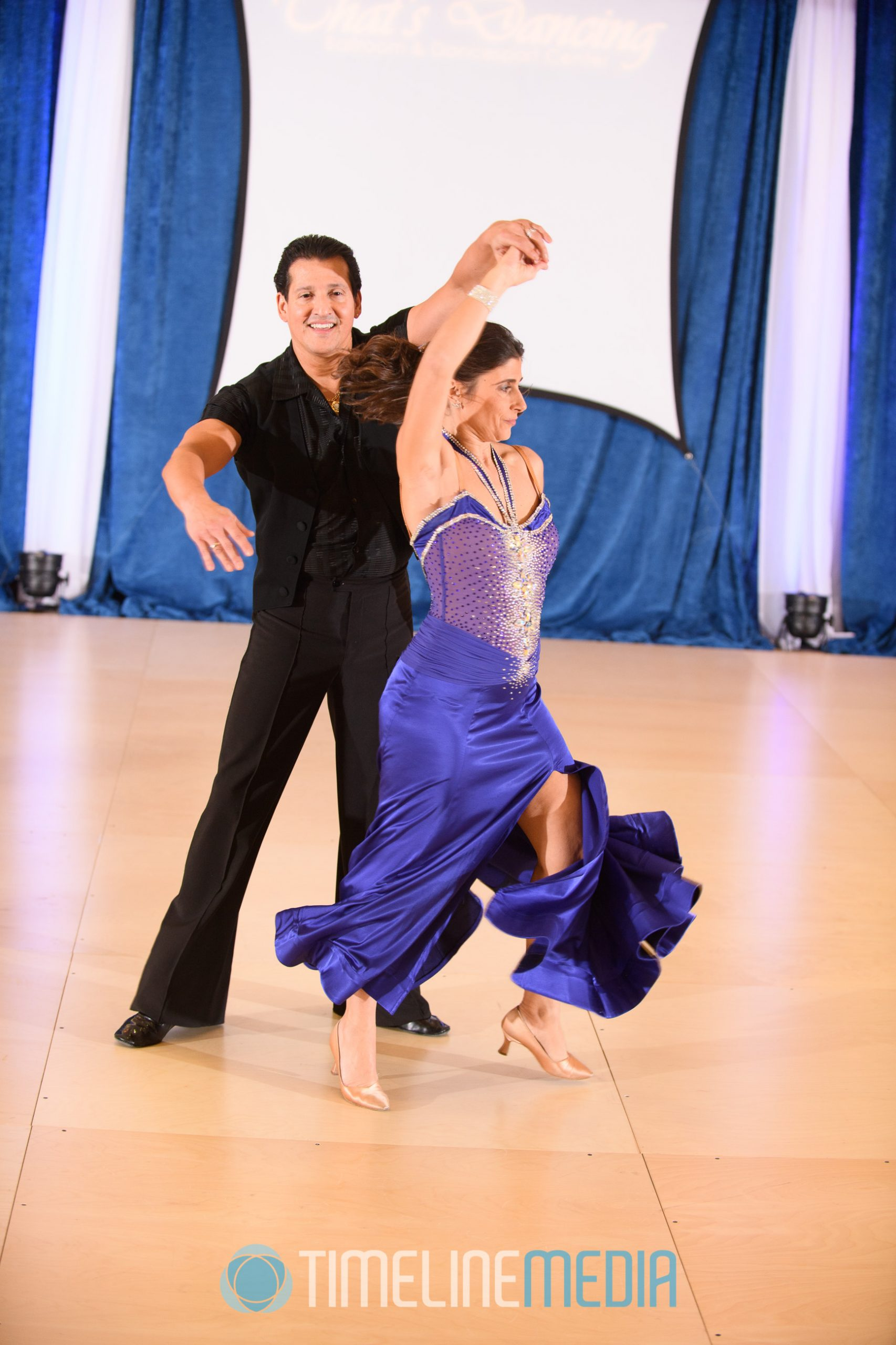 Holiday showcase dance routine Columbia, Maryland ©TimeLine Media