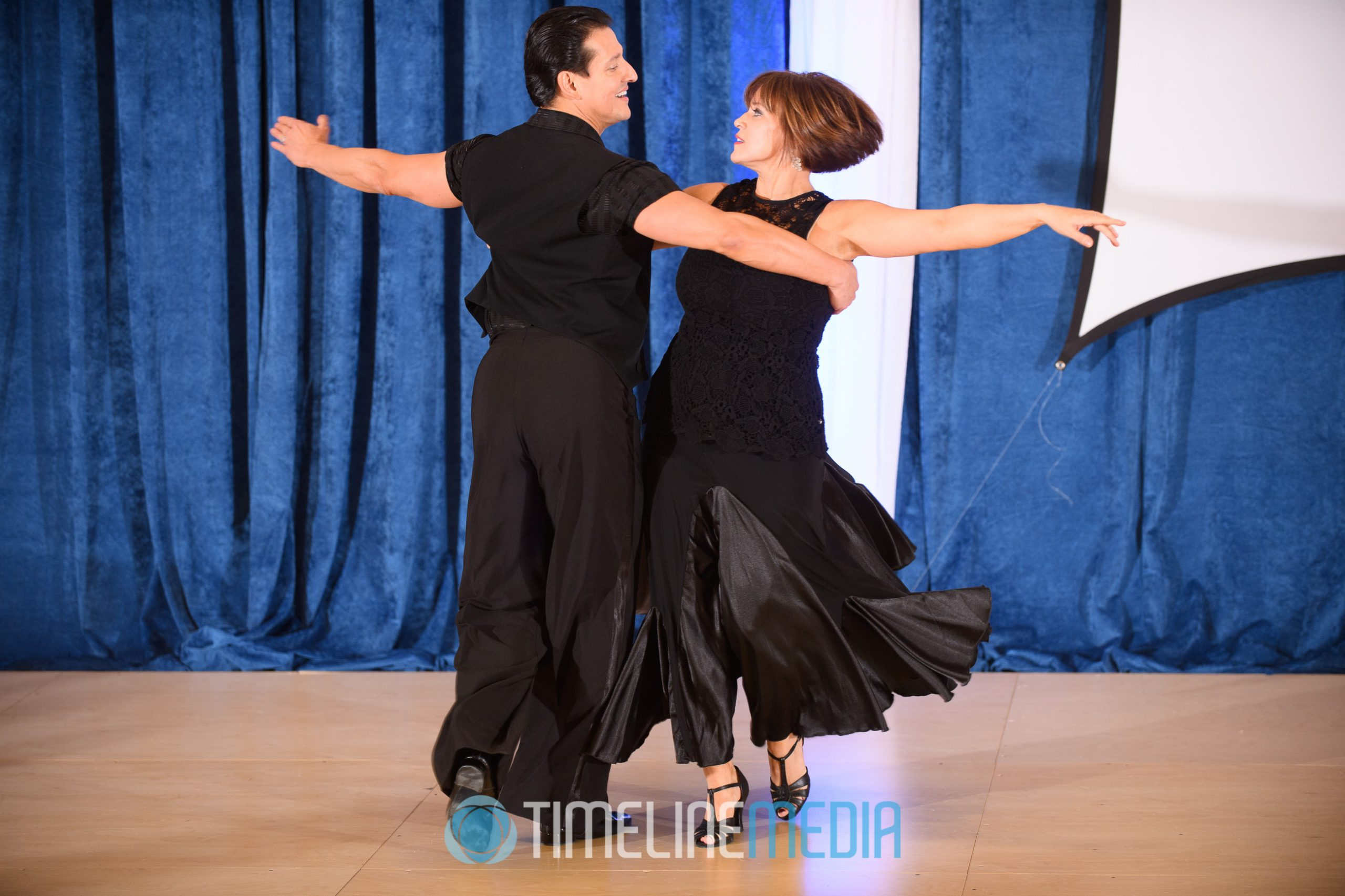 Marielle and Carlos Pabon - That's Dancing Ballroom ©TimeLine Media