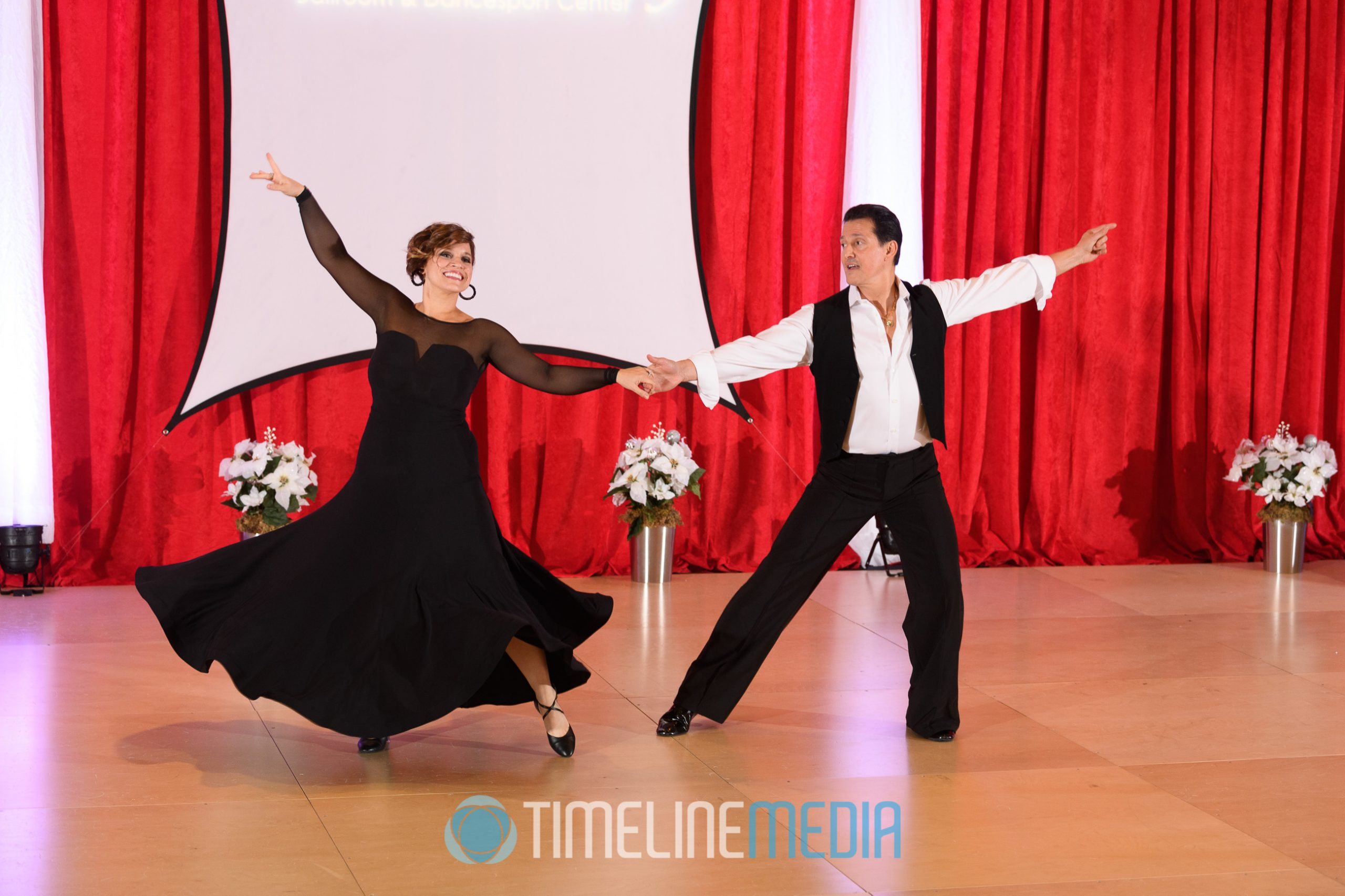 That's Dancing Ballroom staff show ©TimeLine Media