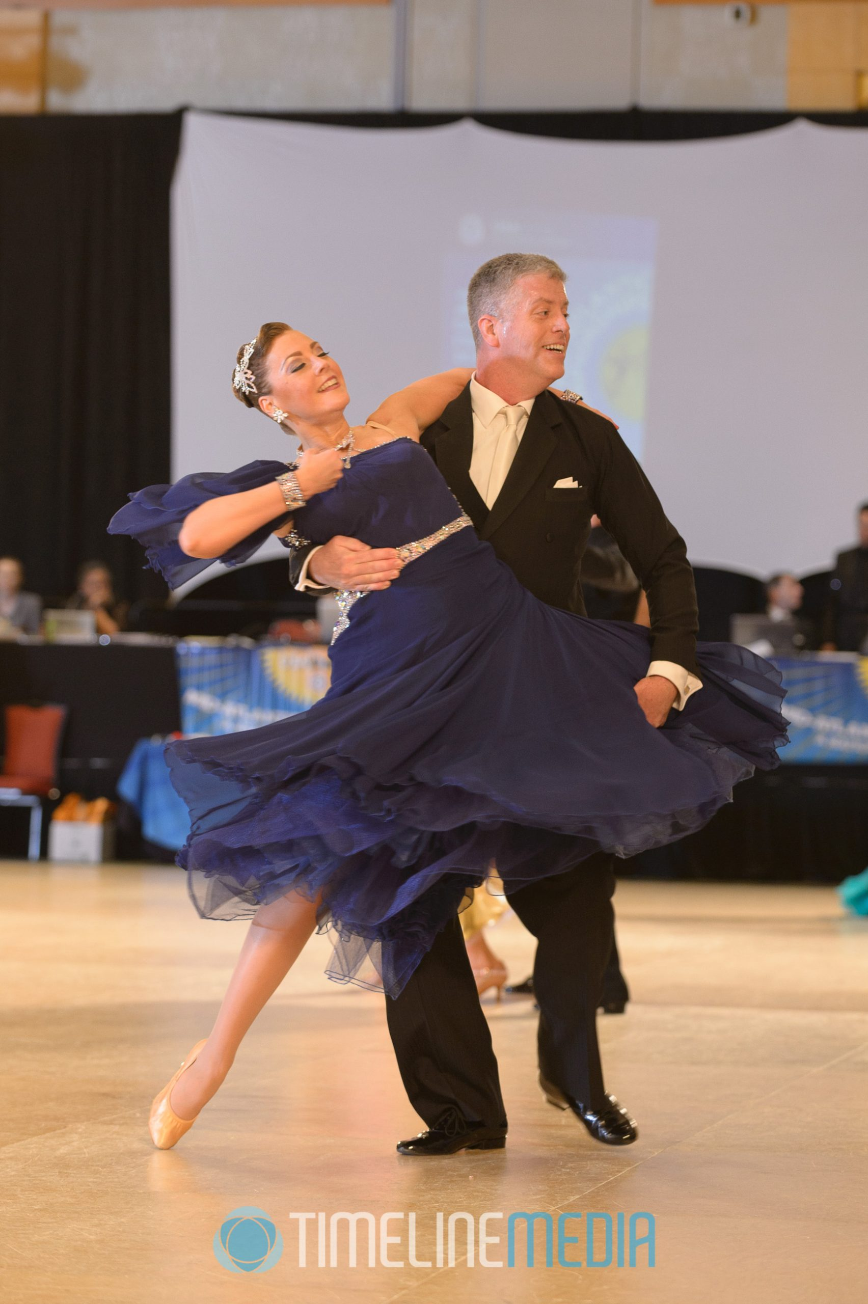 Ballroom Dance competition Bethesda, Maryland ©TimeLine Media