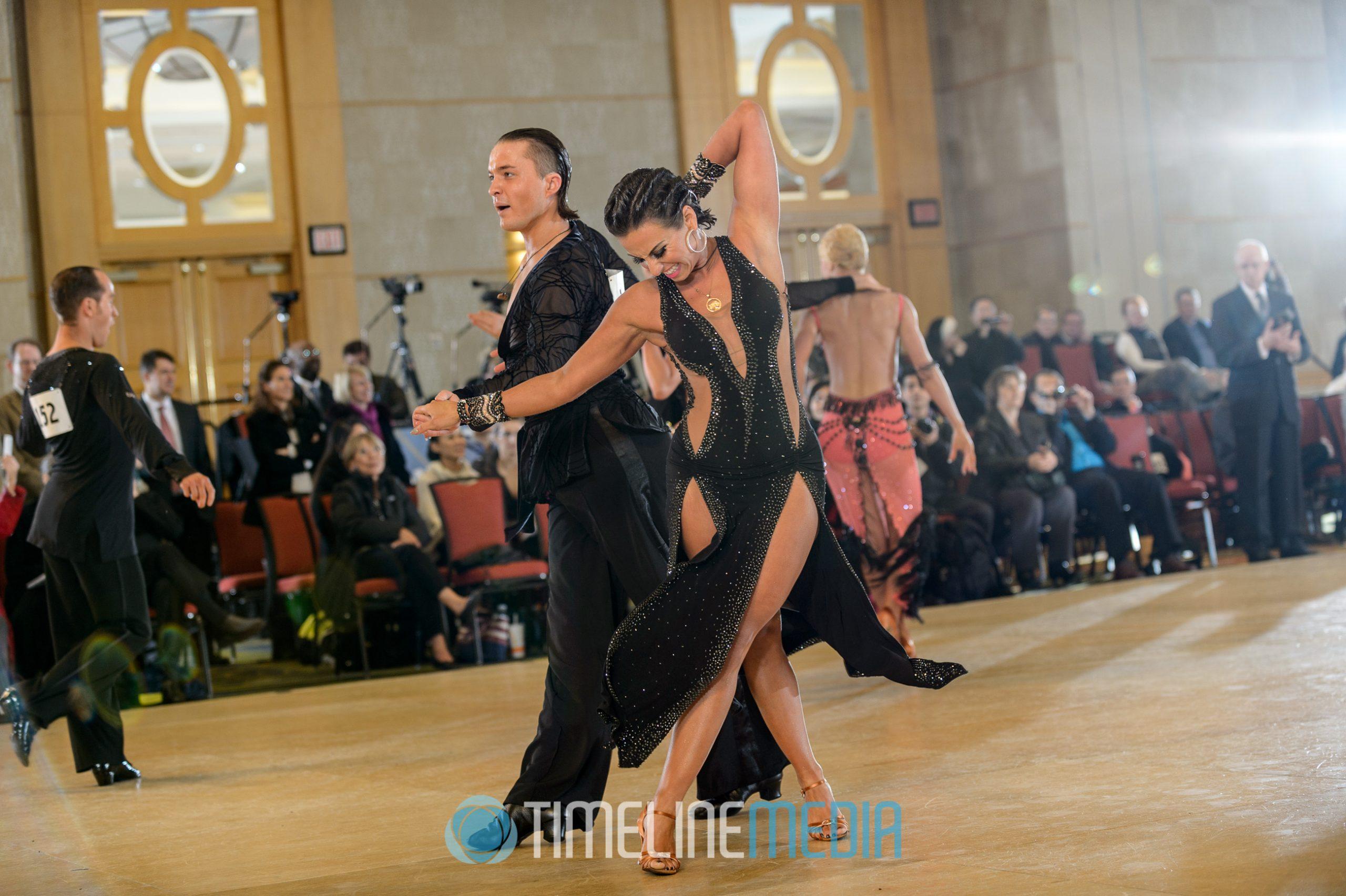 Latin dance competitors USA Dance ©TimeLine Media
