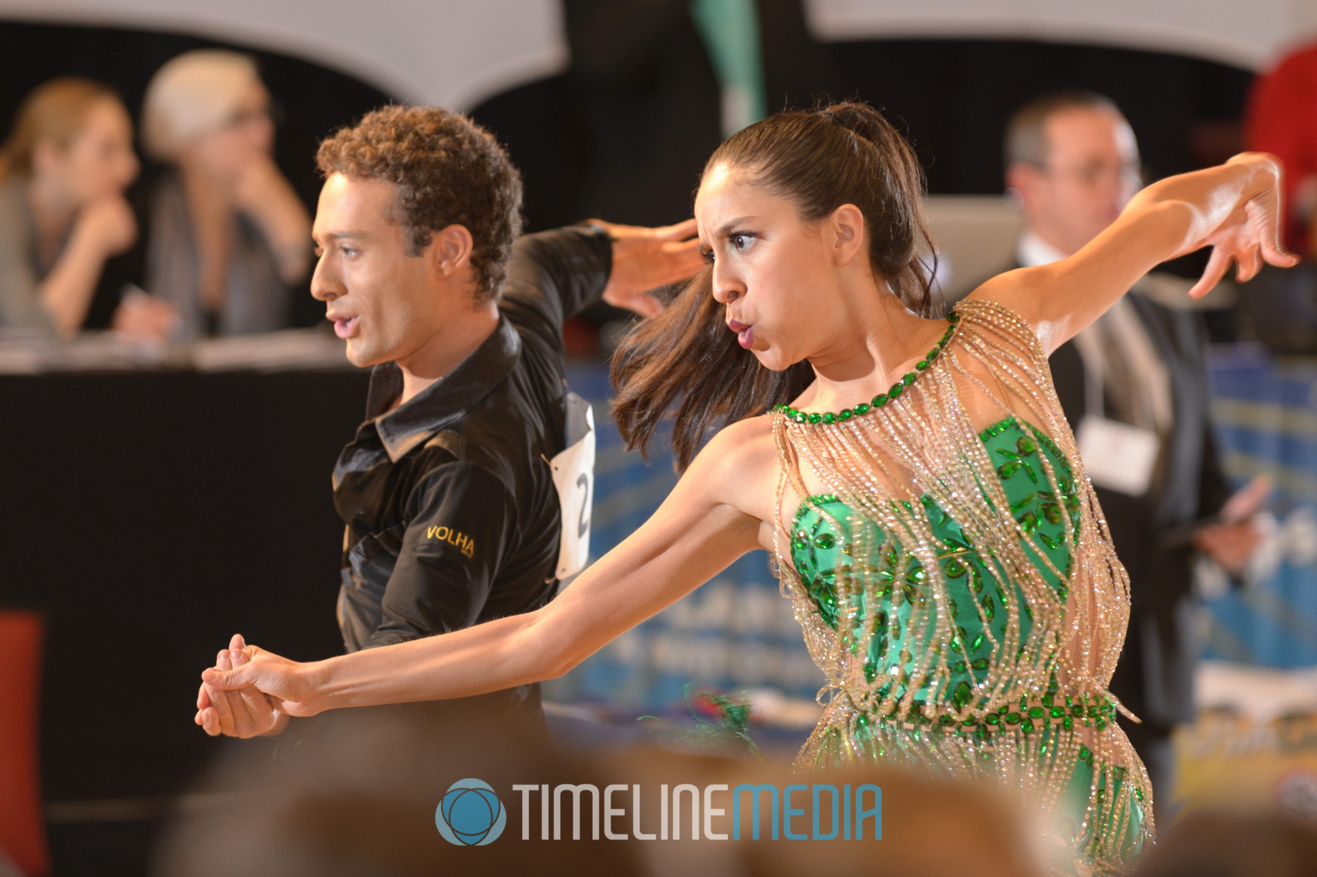 Rhythm dancing competition USA Dance ©TimeLine Media