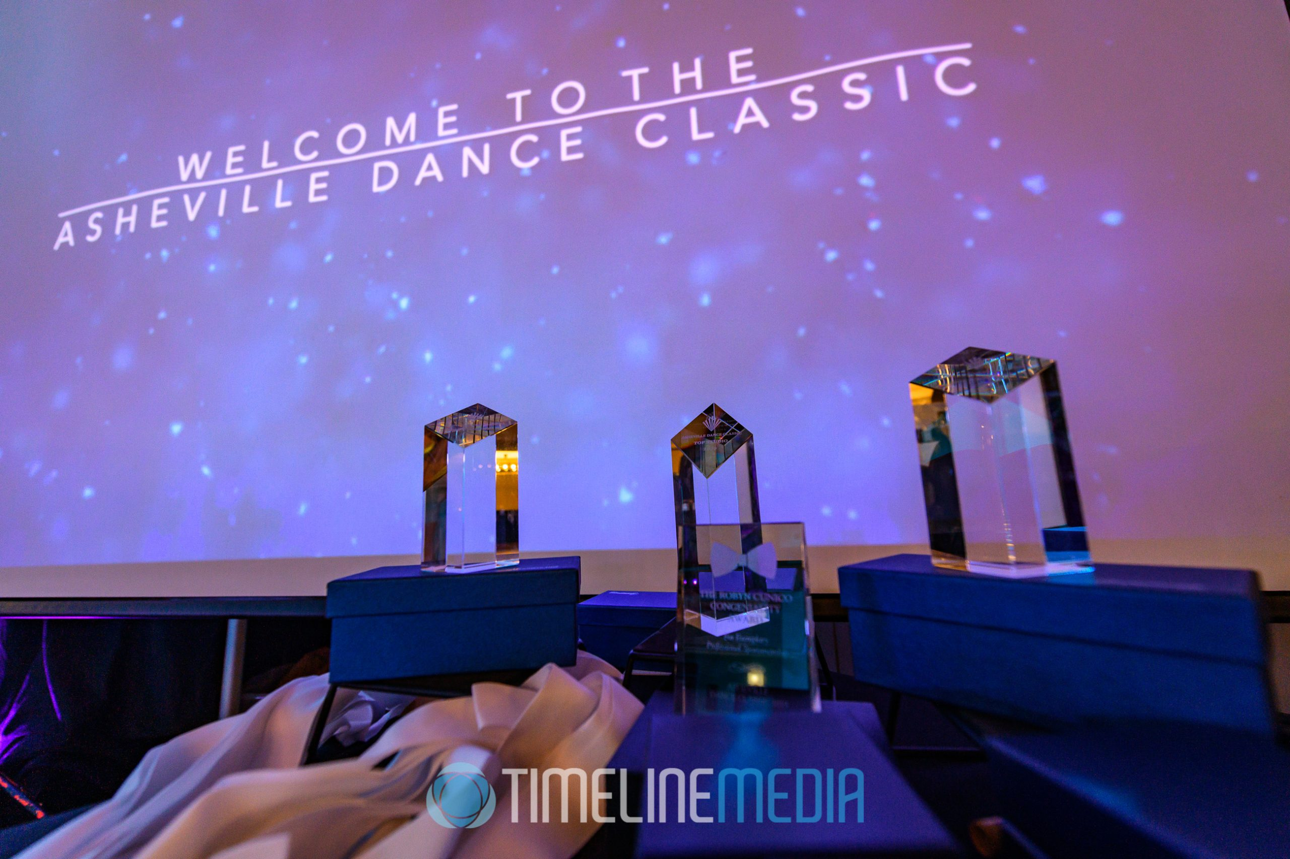 Awards of the Asheville Dance Classic ©TimeLine Media