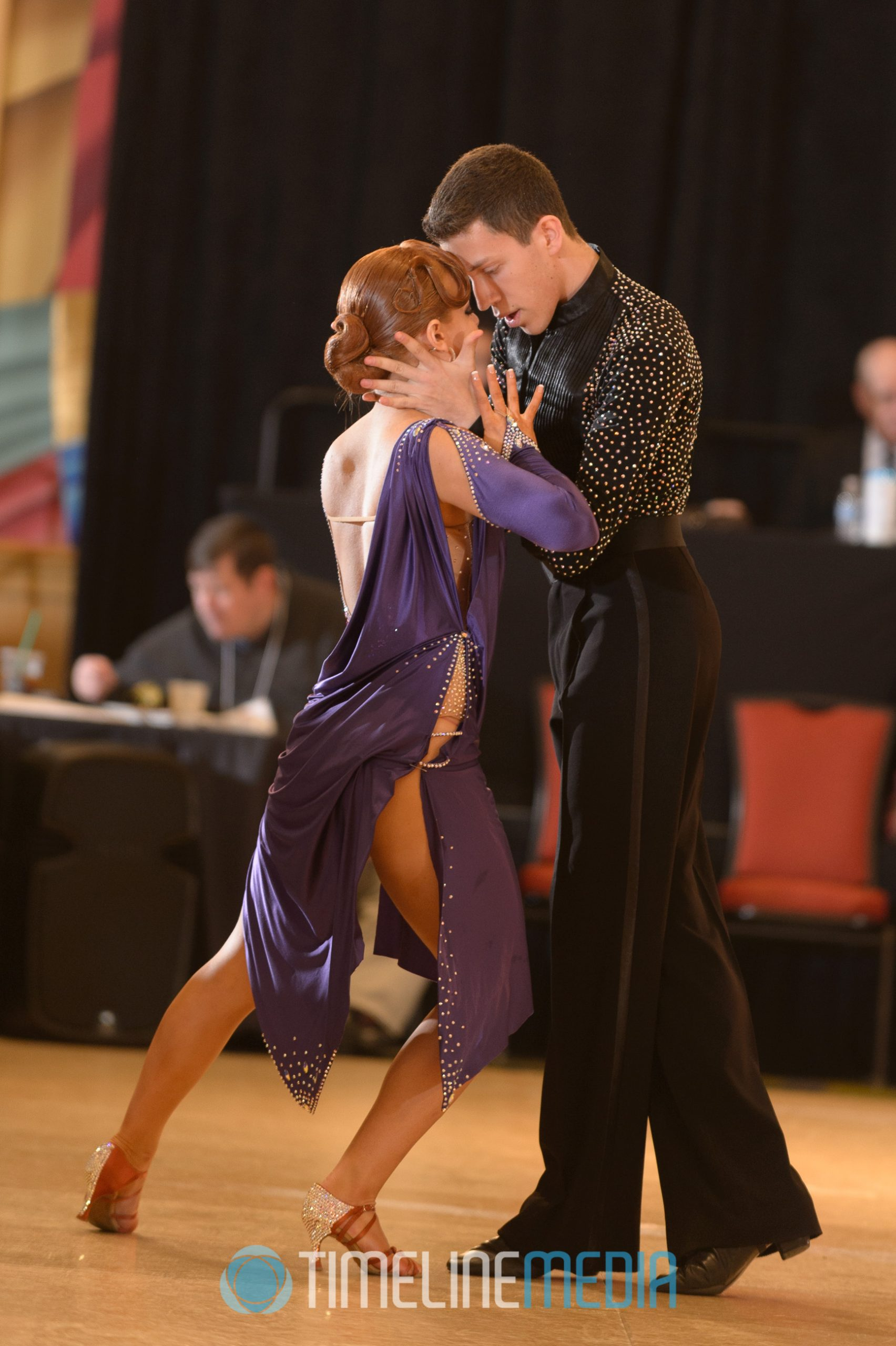 2016 USA Dance Released - Dancers compete at the USA Dance Mid-Atlantic Championships ©TimeLine Media