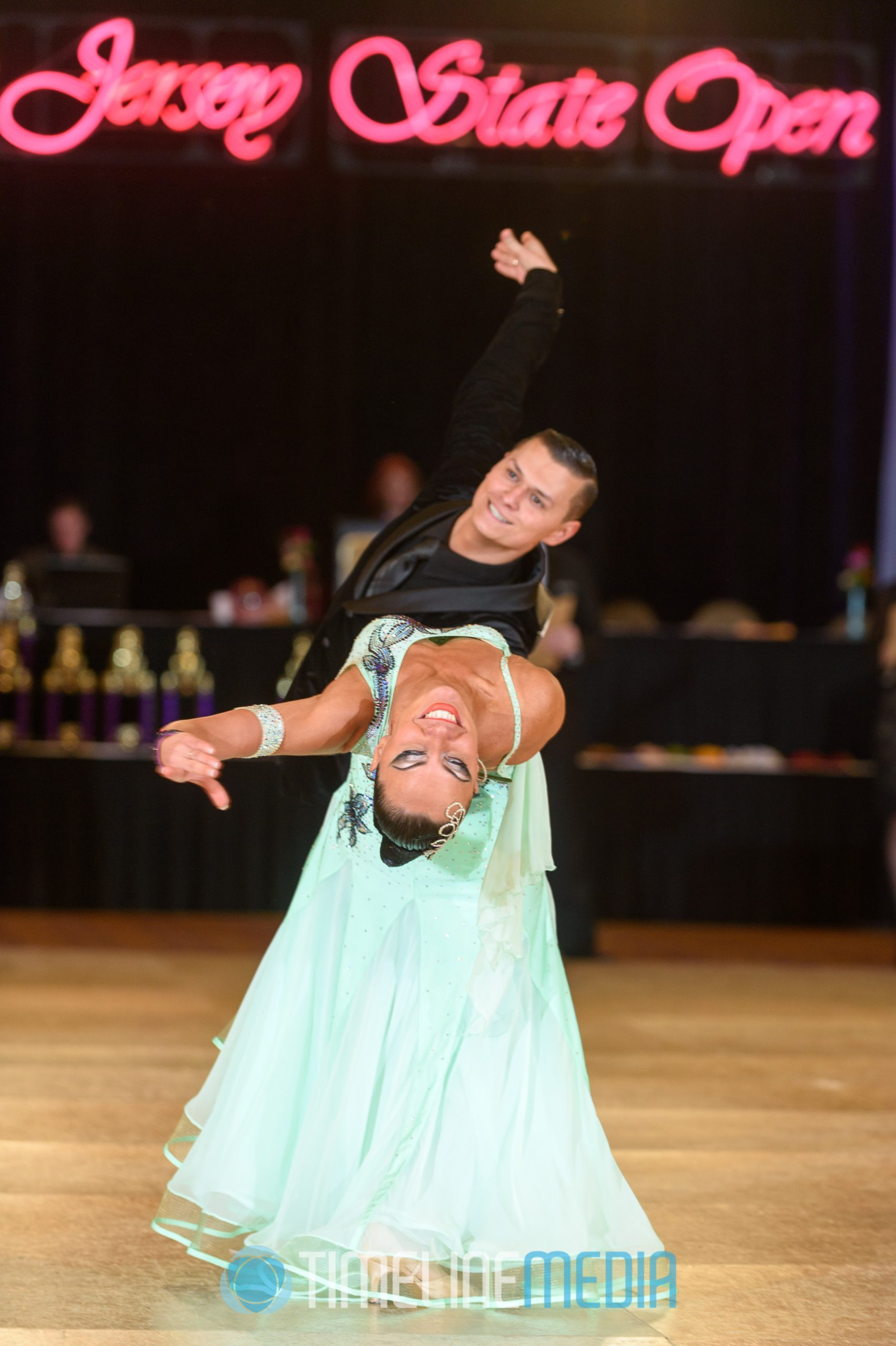 Dancers at the New Jersey State Open ©TimeLine Media