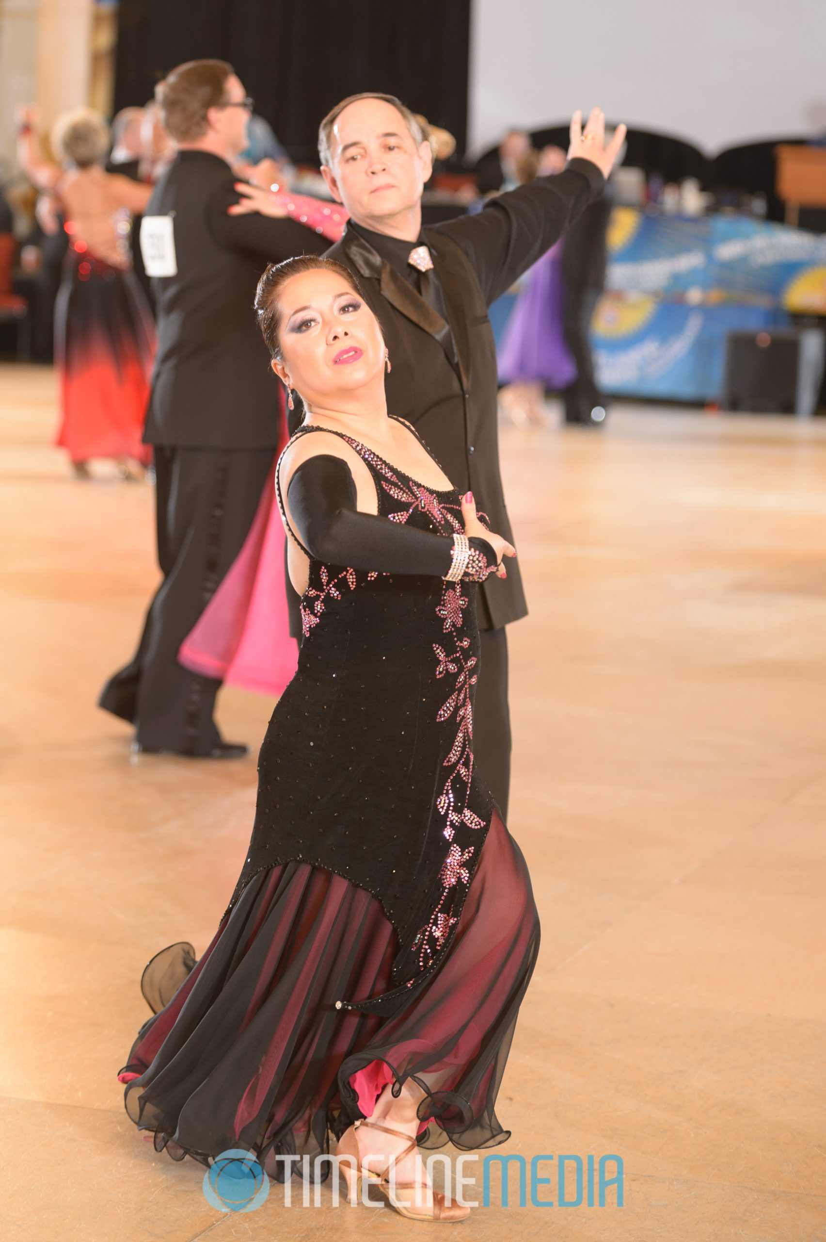 USA Dance Smooth competition - Mid-Atlantic Championships ©TimeLine Media
