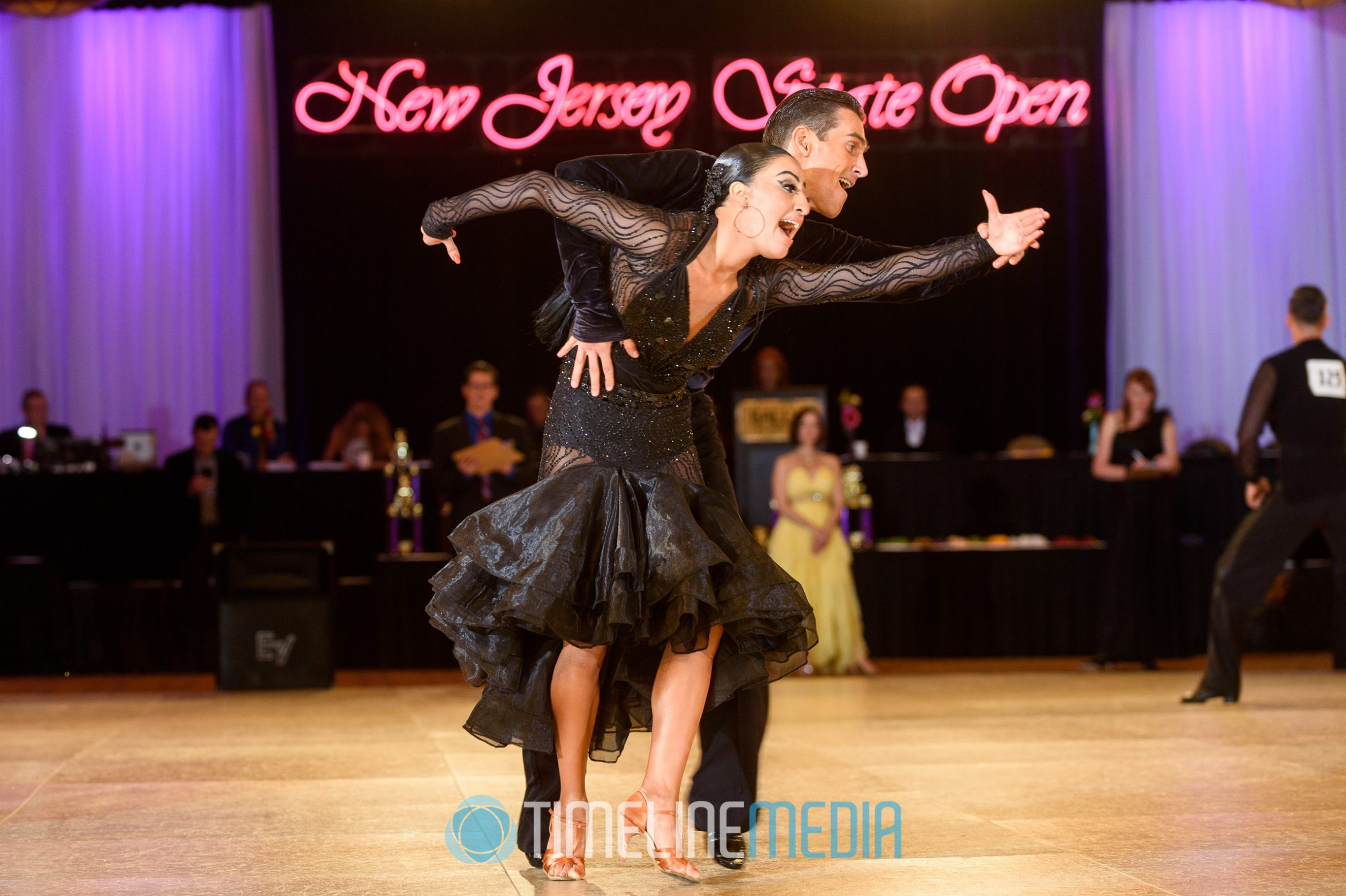 Professional Dancers in competition ©TimeLine Media
