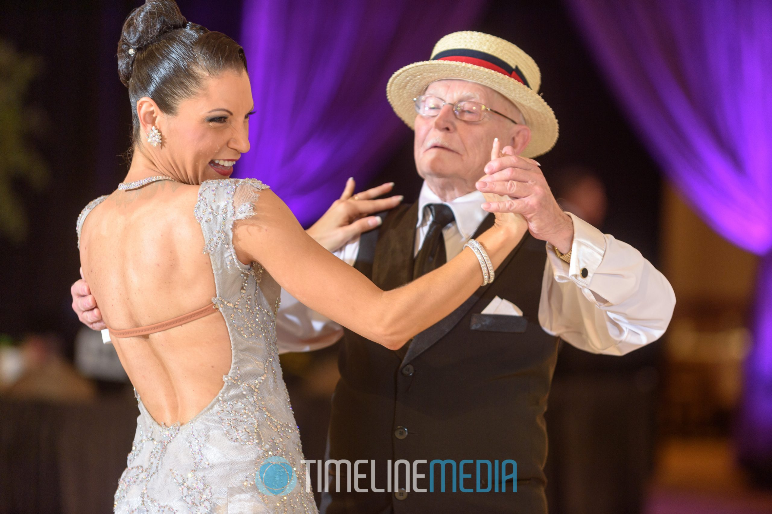 Pro Am dancing at New Jersey State Open ©TimeLine Media