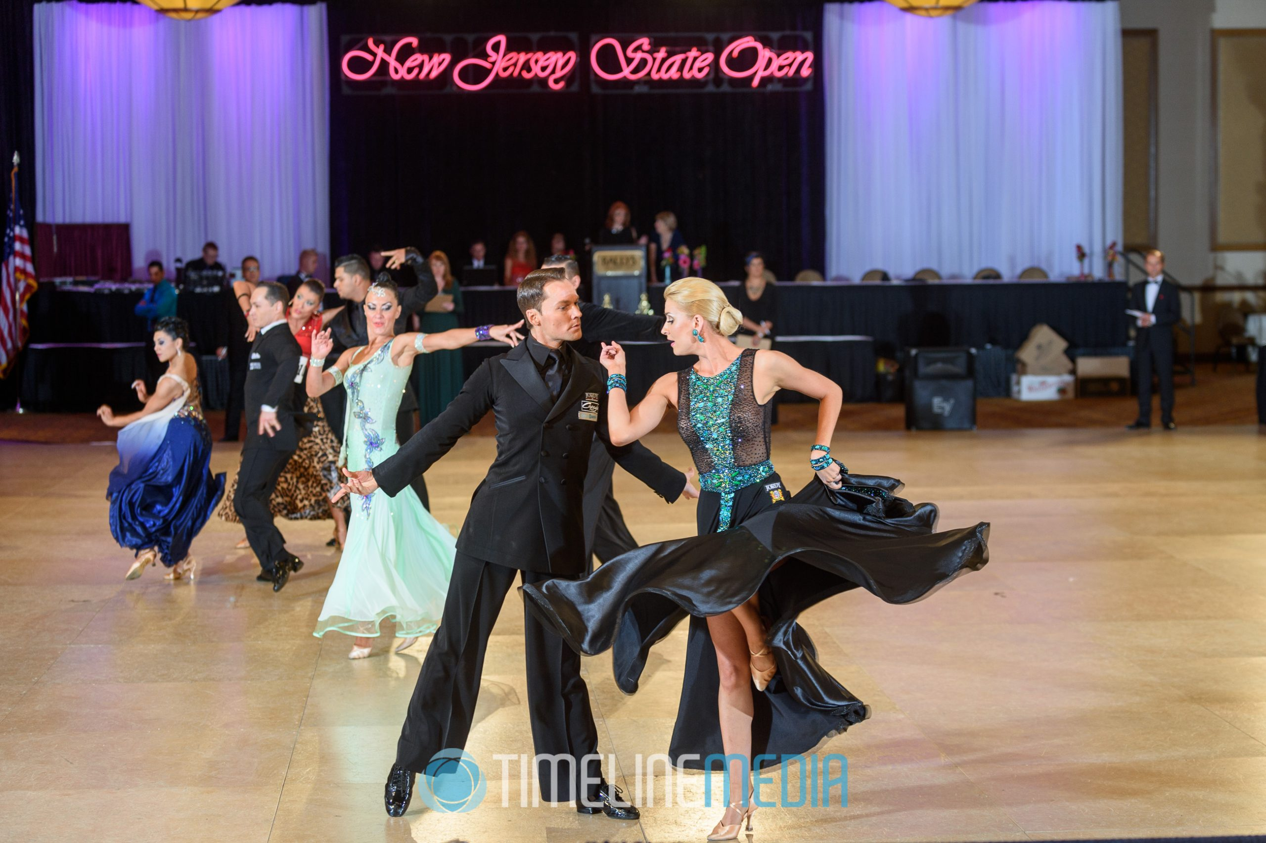 2015 New Jersey State Open professional competition ©TimeLine Media