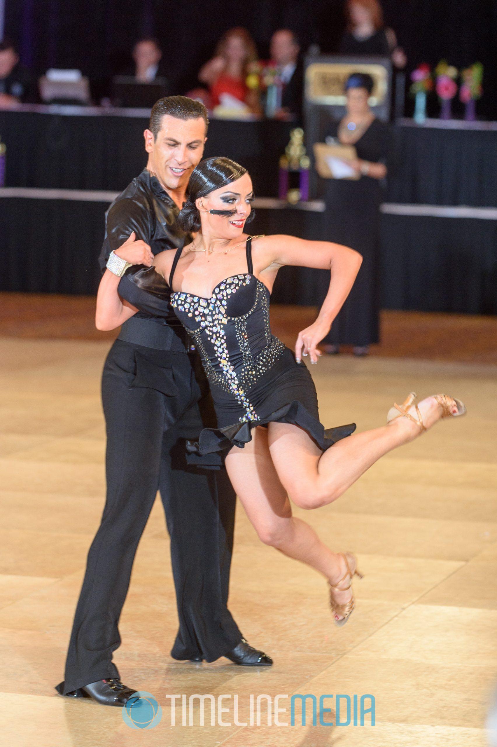 Dancers in competition ©TimeLine Media