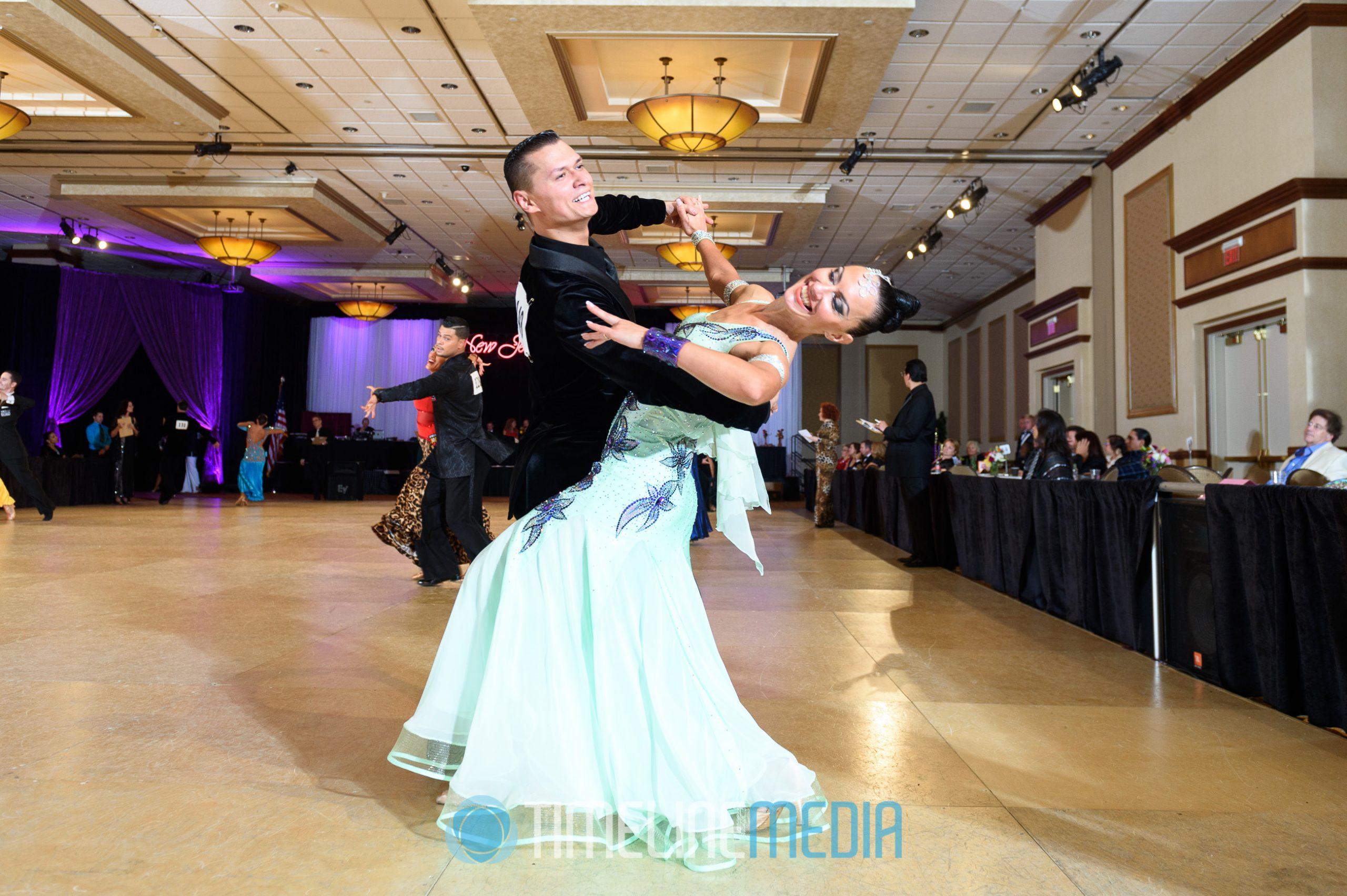 Dancing competition Bally's Atlantic City, NJ ©TimeLine Media