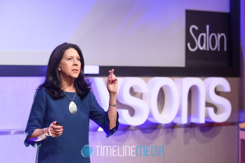 Jenifer Joy Madden speaking at TEDxTysons ©TimeLine Media