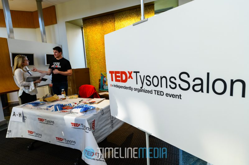 Casting a Wider Net - TEDxTysons salon at Booz Allen Hamilton headquarters ©TimeLine Media