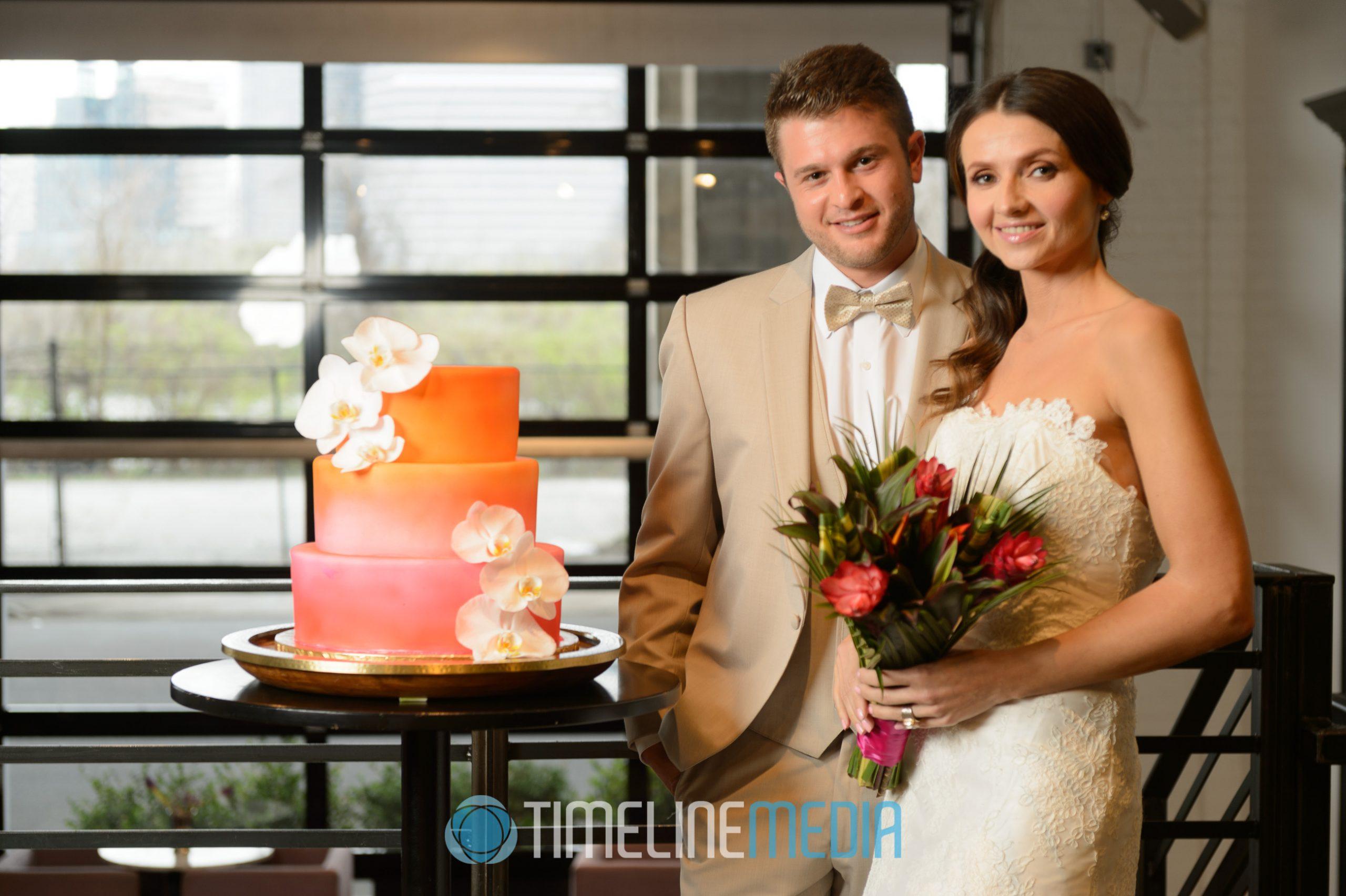 Andrew Roby Events - Bridal Wedding cake reception shoot Malmaison - Washington, DC ©TimeLine Media