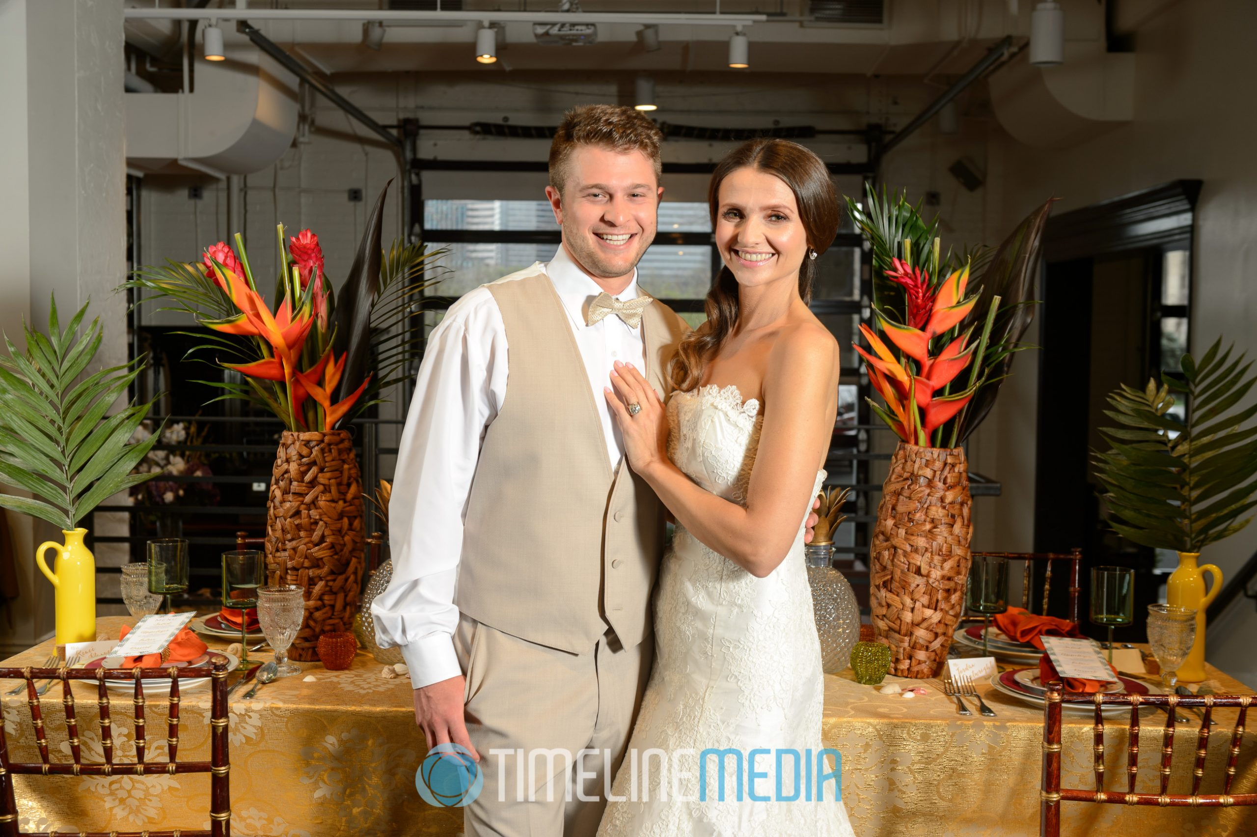 Andrew Roby Events - Bridal for Andrew Roby at Malmaison ©TimeLine Media