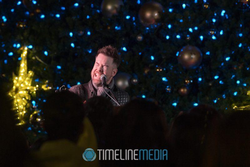 Christmas Tree lighting at Tysons Corner Center