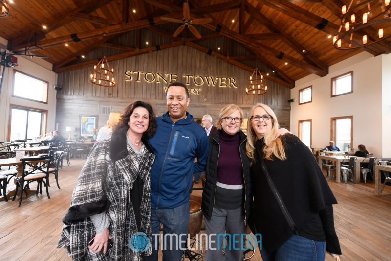 2020 Board Retreat for the Tysons Chamber at Stone Tower Winery ©TimeLine Media