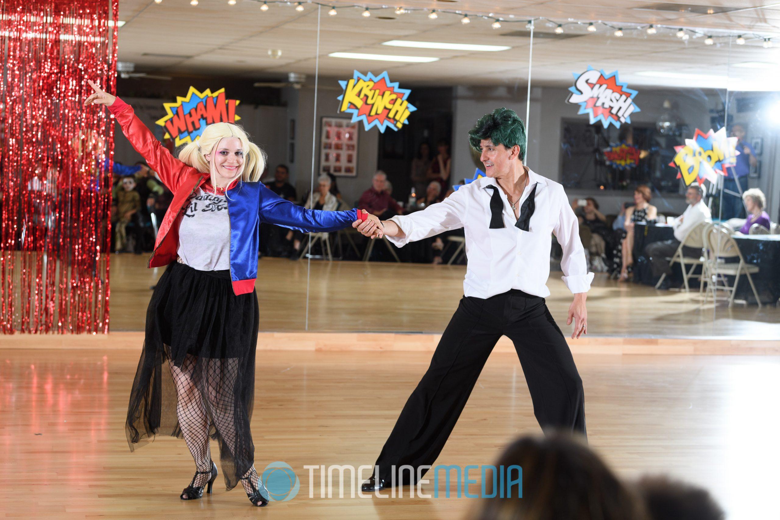 2018 That's Dancing Summer - Harley Quinn and Joker show ©TimeLine Media