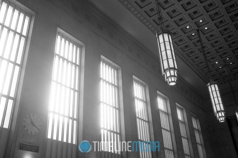 30th Street Train Station - Philadelphia, PA ©TimeLine Media Fuji X100S