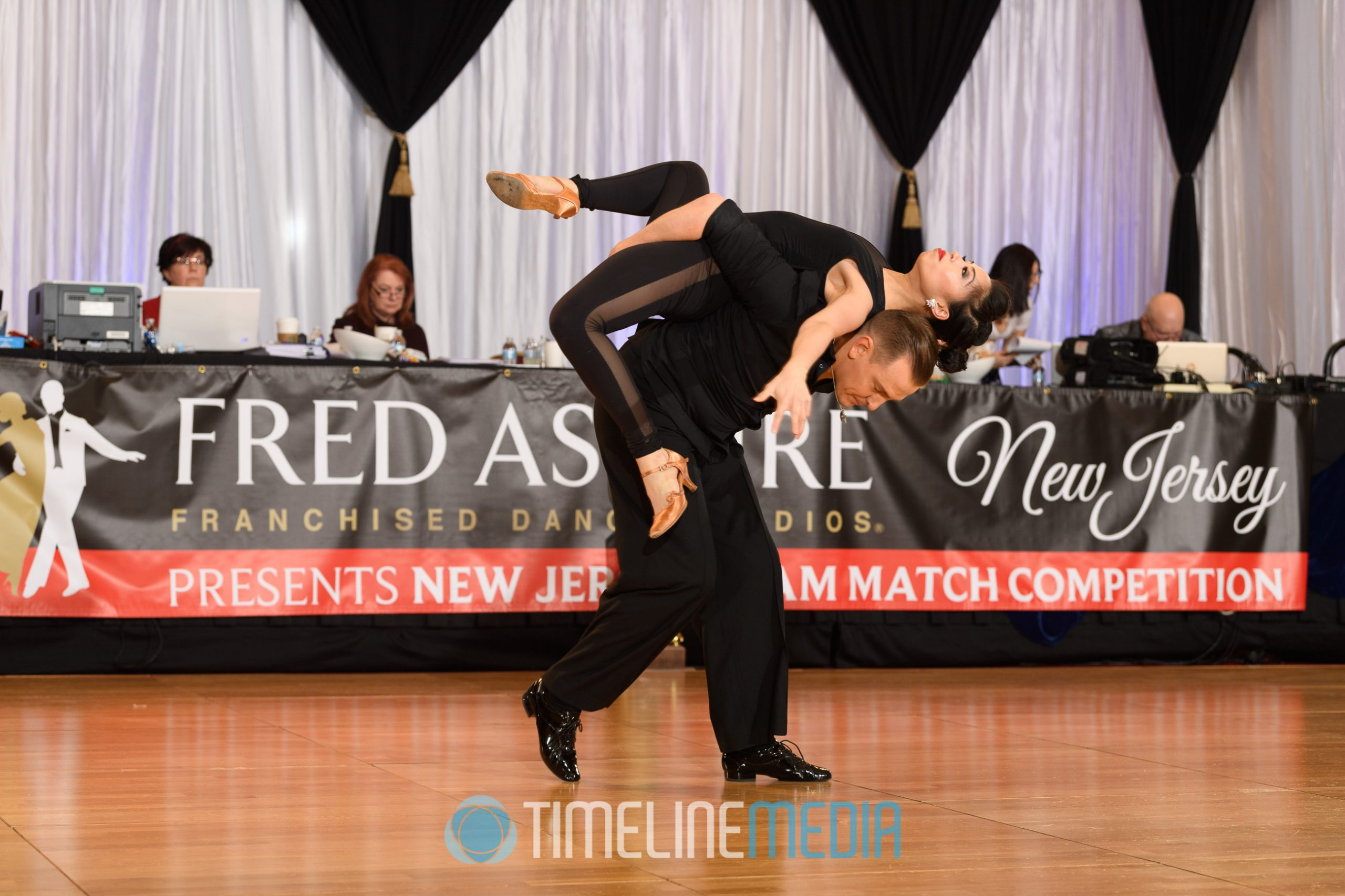2018 FADS NJ Dancers competing at the NJ Fred Astaire Team Match ©TimeLine Media