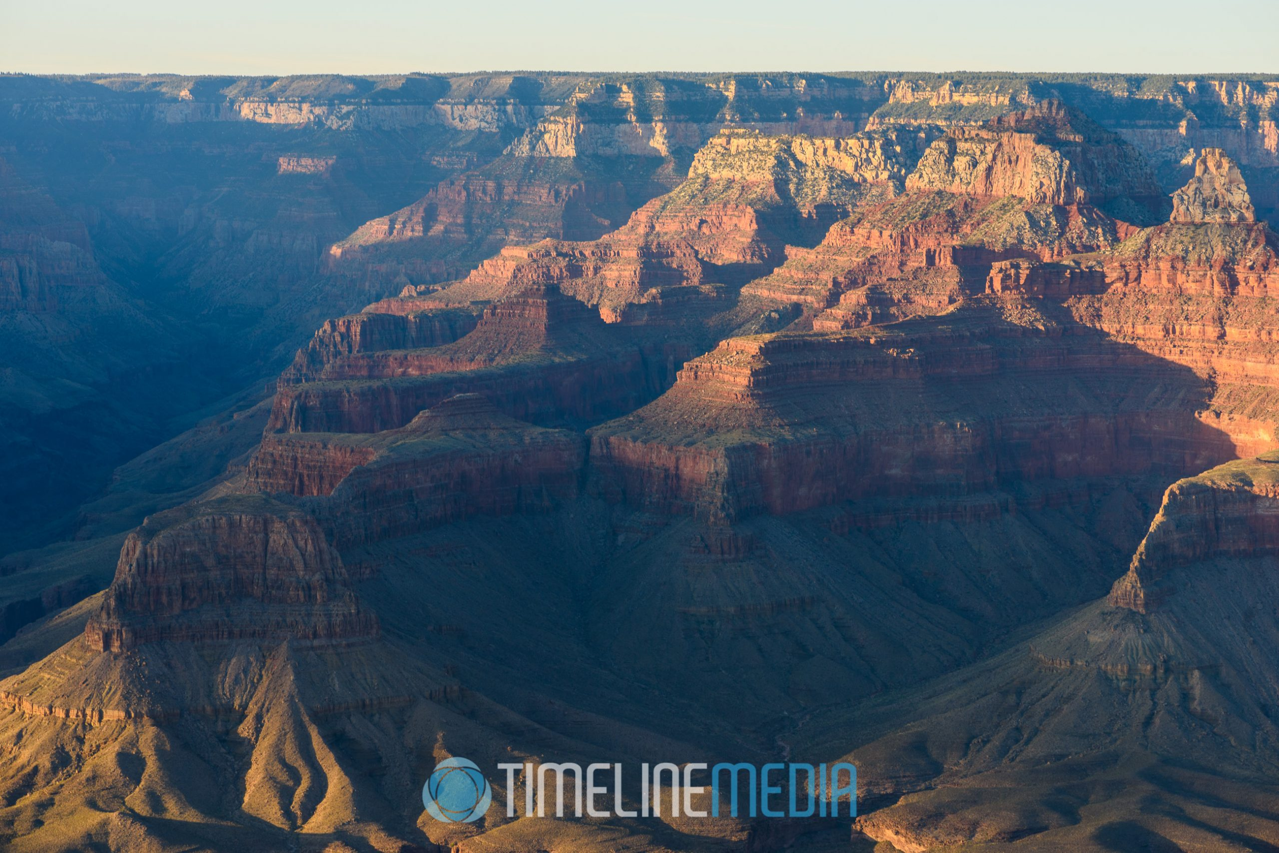 Grand Canyon from the rim ©TimeLine Media