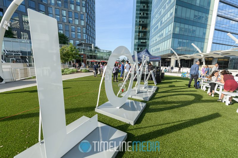 LOVE letters sign on the Plaza at Tysons Corner Center 2019 2nd Quarter Media
