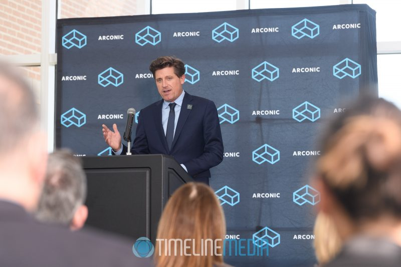 Arconic announces their Fairfax HQ coming soon to Tysons ©TimeLine Media