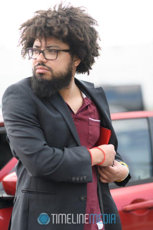 Red men's wallet ©TimeLine Media