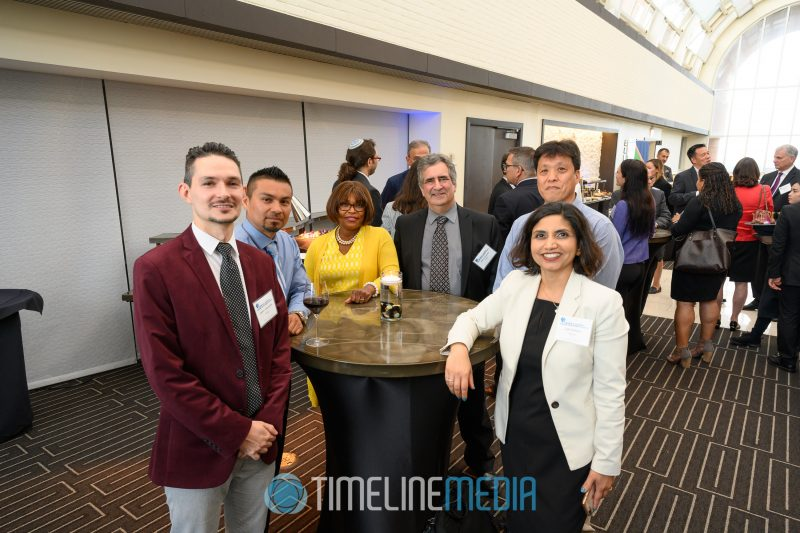 FCEDA team after the Power of Place event in Tysons ©TimeLine Media