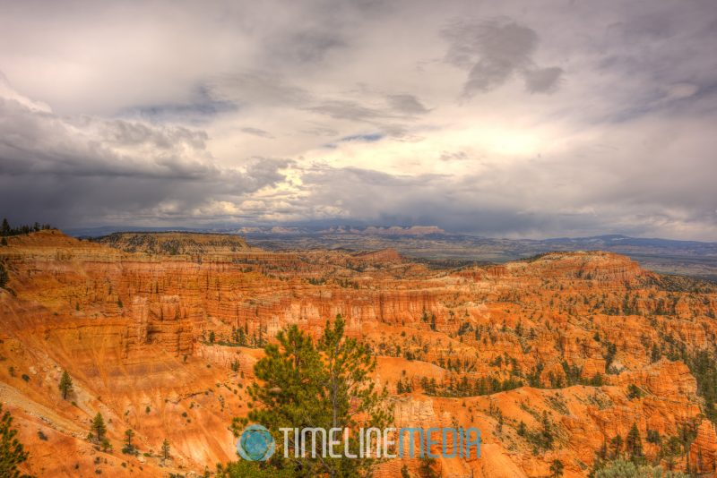 Inspiration Point view through a high dynamic range image ©TimeLine Media