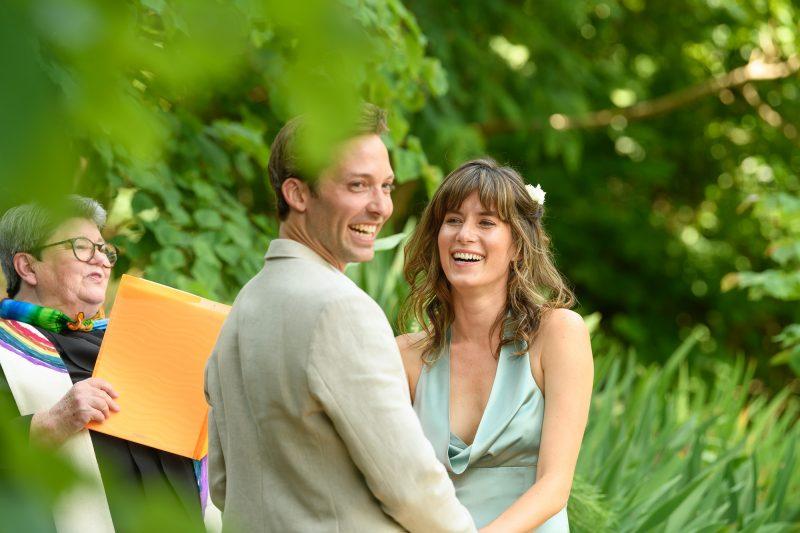 Summer Wedding for Ashwood and Julie in Paris, Virginia ©TimeLine Media