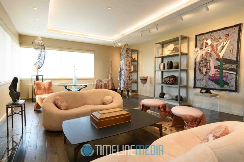 Room in a complete penthouse project in Maryland ©TimeLine Media